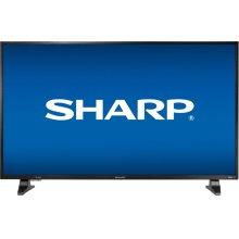 "43"" Class (42.5 diag.) FHD Sharp Roku TV"