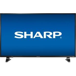 """Sharp43"""" Class (42.5 diag.) FHD Sharp Roku TV"""