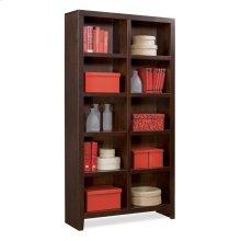 """77"""" Cube + Bookcase"""