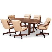 Table Top: Oval (walnut)