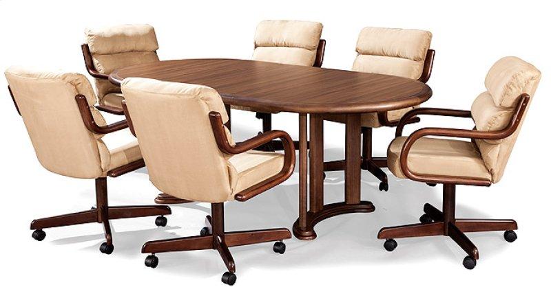 Cd85yw In By Douglas Casual Living Pinconning Mi Table Base Twin Legs Walnut