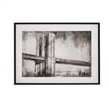 Historic Suspension Bridge II