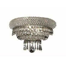 1803 Primo Collection Wall Sconce Chrome Finish