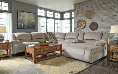 Toletta - Granite 6 Piece Sectional