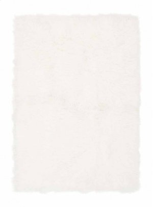 Moritz Mor01 Ivory Rectangle Rug 4' X 6'