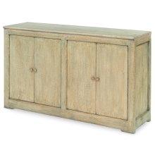 Plain Modesty Cabinet
