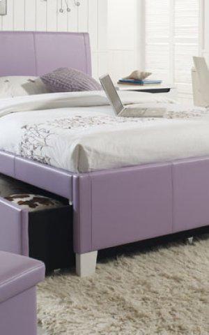 Lavender Uph Ftbd, Trundle Rails, 4/6