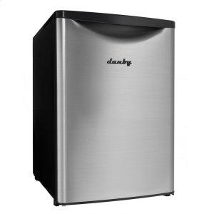 DanbyDanby 2.6 Cu.ft Contemporary Classic Compact Refrigerator
