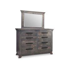 Algoma 8 Drawer High Dresser