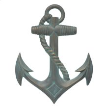 Anchor Wall Décor - Bronze Verdigris