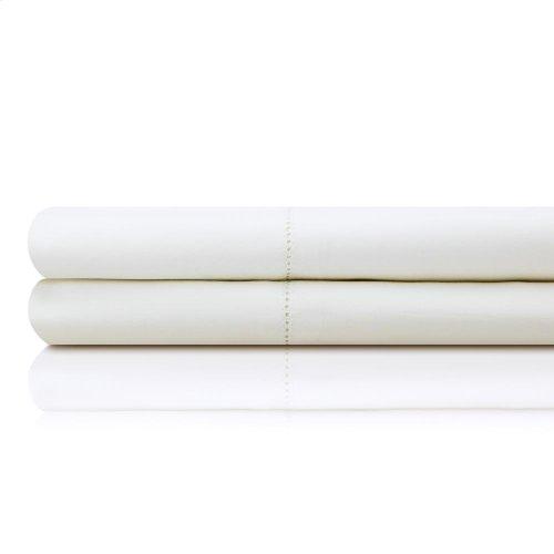Italian Artisan Sheet Set - Queen White