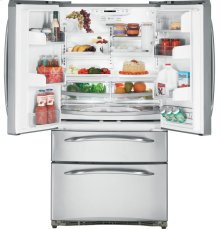 GE Profile™ 20.7 Cu. Ft. Refrigerator with Armoire Styling