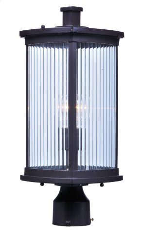 Terrace 1-Light Outdoor Post Lantern
