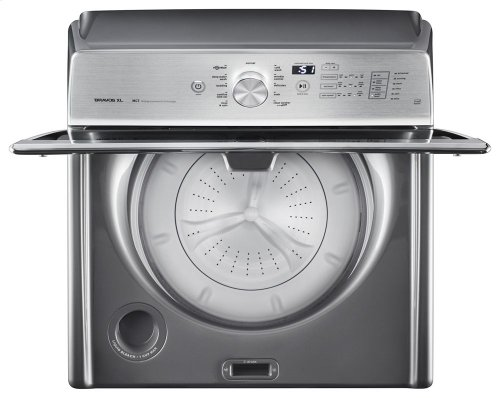 RED HOT BUY- BE HAPPY ! Extra-Large Capacity Washer with Deep Clean Option- 5.3 Cu. Ft.