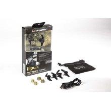 Monster® iSport Victory In-Ear Wireless Headphones - Black