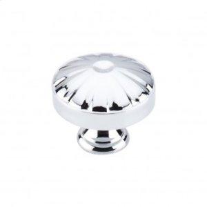 Hudson Knob 1 1/4 Inch - Polished Chrome