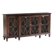 Hawthorne Estate 4 Door Breakfront Sideboard