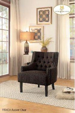 Accent Chair Indigo