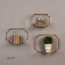 Lindee, Wall Shelves, S/3