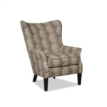 Curved Back Club Chair