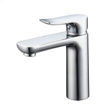 Tova Single Handle Lavatory Faucet - Polished Chrome