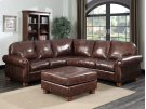 Dynamic Mocha Sectional Product Image