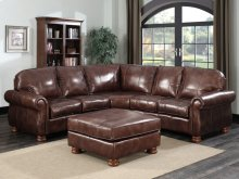 Dynamic Mocha Sectional