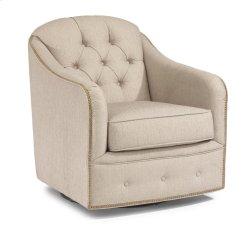 Fairchild Fabric Swivel Chair Product Image