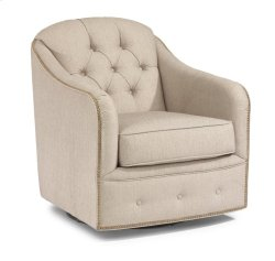 Fairchild Fabric Swivel Chair Product Image