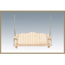 Homestead Porch Swing