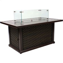 Leeward Rectangular Fire Pit