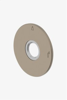 Universal Two Way Diverter Valve Trim for Pressure Balance with Graphics STYLE: UN2PG1