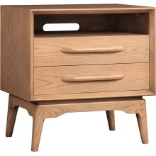 Midtown 2-Drawer Night Stand