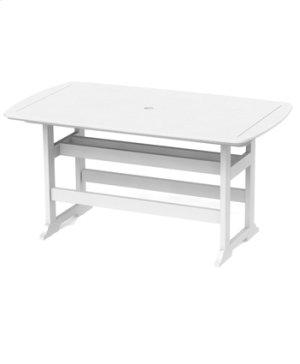 Portsmouth Balcony Table 42x72 (083)