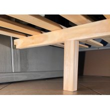 Foot Board Bracket With Support Beam