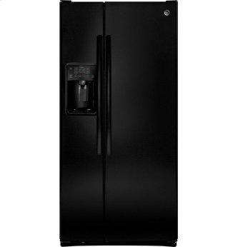 GE(R) 23.2 Cu. Ft. Side-By-Side Refrigerator