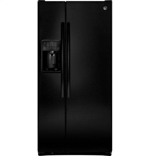 GE® ENERGY STAR® 23.2 Cu. Ft. Side-By-Side Refrigerator