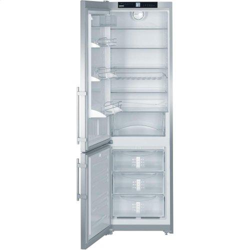 "24"" Freestanding Refrigerator/Freezer no ice maker left hinge"