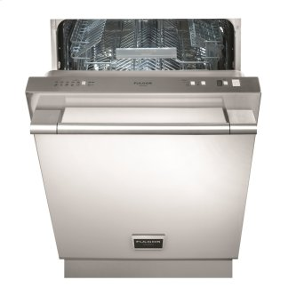 "24"" Integrated Dishwasher - stainless Steel"