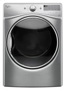 7.4 cu.ft Front Load Gas Dryer with Advanced Moisture Sensing, EcoBoost Product Image