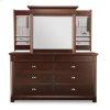 Hudson Valley 8/Deep Drawer Dresser