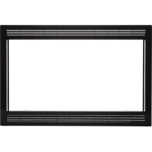 Frigidaire Black 27'' Microwave Trim Kit