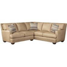 Hickorycraft Sectional (L7936BDPIL-SECT)