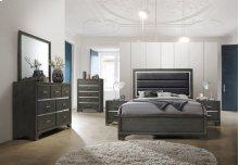 Luxury 4pc Queen Bedroom Set