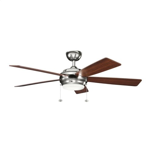 "Starkk Collection 52"" Starkk Ceiling Fan MWH"