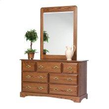 "Sierra Classic 56"" Dresser"