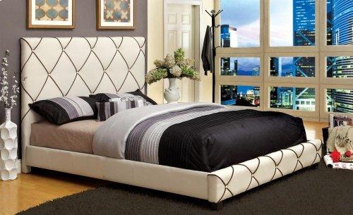 Full-Size Auburn Bed