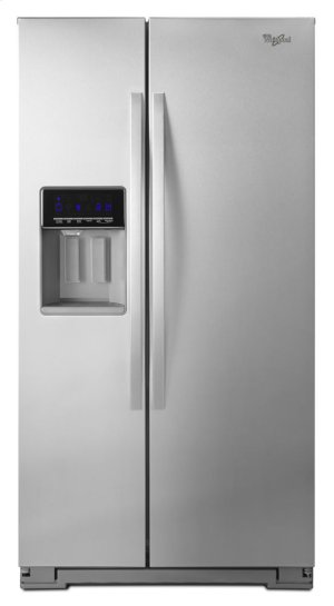 36-inch Wide Side-by-Side Refrigerator with Temperature Control - 26 cu. ft. Product Image