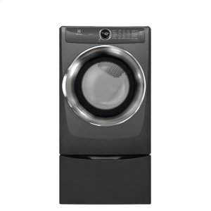 ElectroluxFront Load Perfect Steam Gas Dryer with LuxCare(R) Dry and Instant Refresh - 8.0 Cu. Ft.