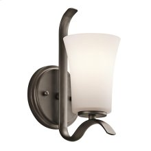 Armida Collection Armida 1 Light Wall Sconce - OZ